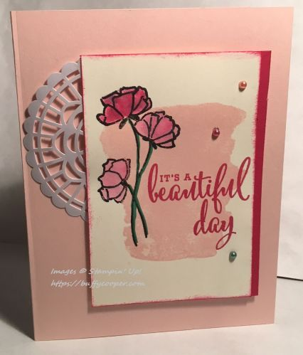 Love What You Do, Stampin' Up!