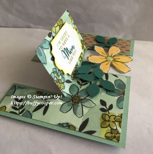 Love What You Do, Make a Difference, Stampin' Up!, Garden in Bloom