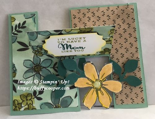 Make a Difference, Love What You Do, Garden in Bloom, Stampin' Up!