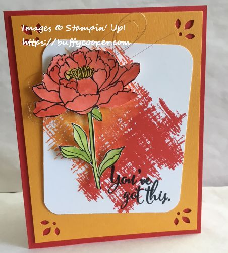 You've Got This, Stampin' Up!