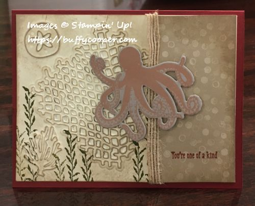 Stampin' Up!, Sea of Textures