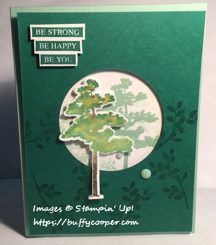 Rooted in Nature, Stampin' Up!