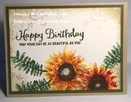 Stampin' Up!, Painted Harvest