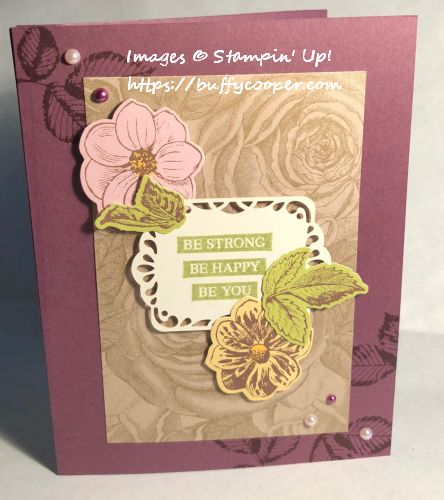 Stampin' Up!, Shadowbox Cards, Paper Pumpkin