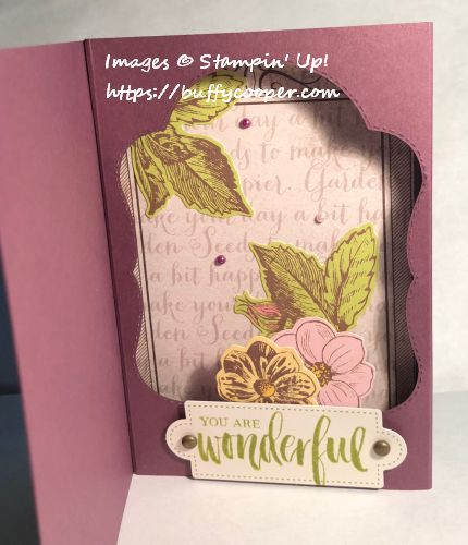 Paper Pumpkin, Shadowbox Cards, Stampin' Up!