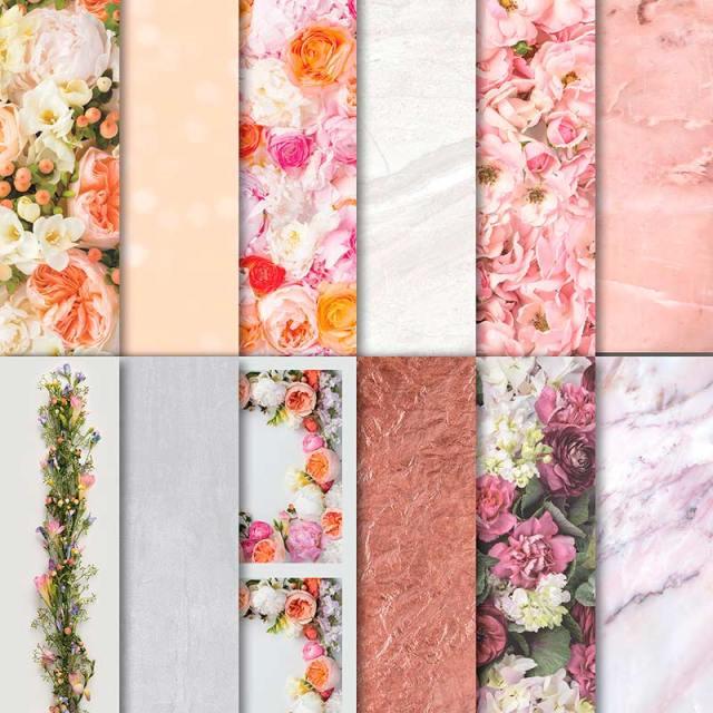 Petal Promenade Designer Series Paper, Stampin' Up!