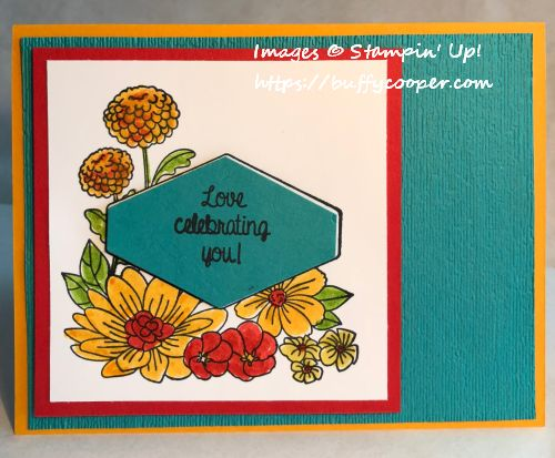 Stampin' Up!, Accented Blooms