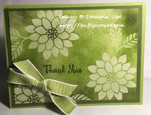 Stampin' Up!, Flourishing Phrases