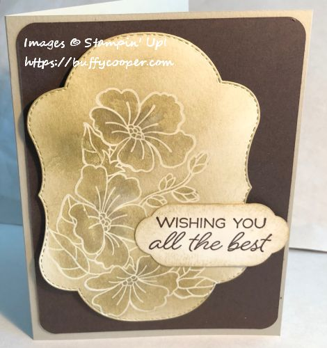 Blended Seasons, Stampin' Up!