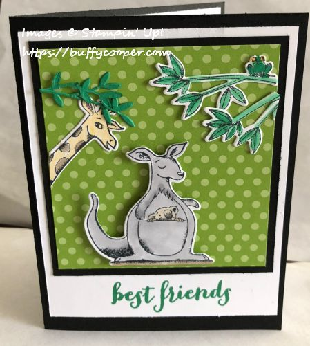 Animal Expedition, Stampin' Up!, Paper Pumpkin