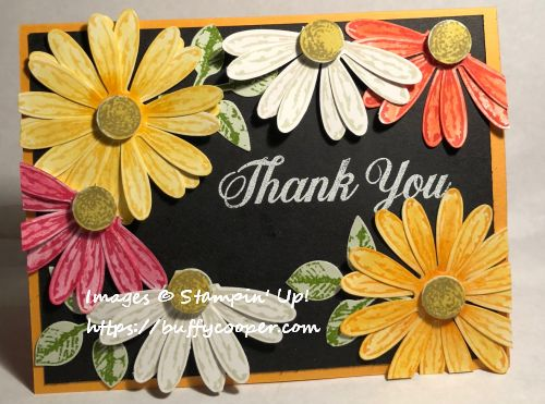 Stampin' Up!, Daisy Delight, Inspiration