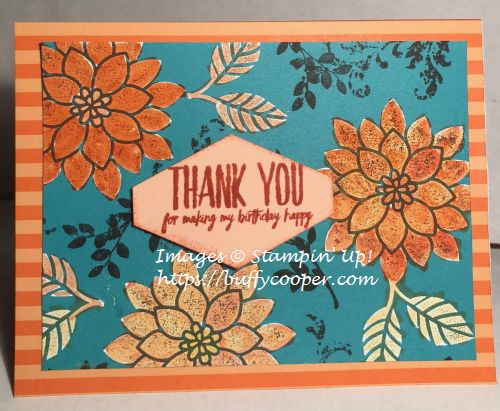 Stampin' Up!, All Things Thanks, Flourishing Phrases, Rooted in Nature, Timeless Textures