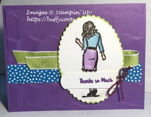 Wonderful Moments, Stampin' Up!