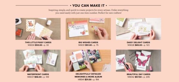 You Can Make It, Stampin' Up!
