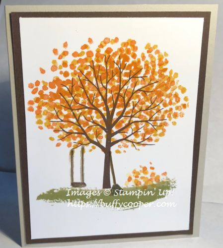 Stampin' Up!, Sheltering Tree