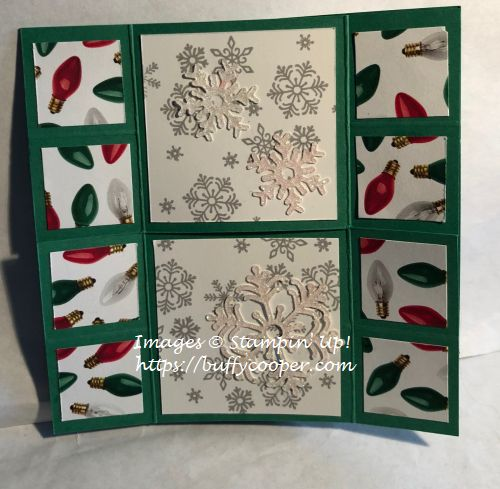 Beautiful Blizzard, Stampin' Up!