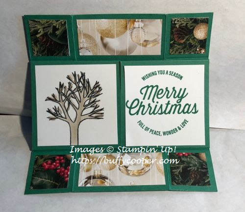 Farmhouse Christmas, Stampin' Up!