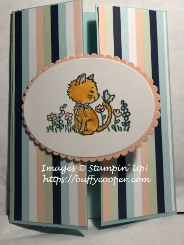 Pretty Kitty, Stampin' Up!