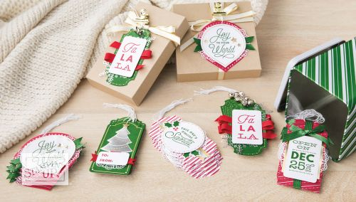 Sincerely Santa Project Kit, Stampin' Up!