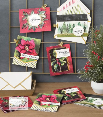 Timeless Tidings Project Kit, Stampin' Up!