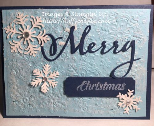 Timeless Tidings, Stampin' Up!