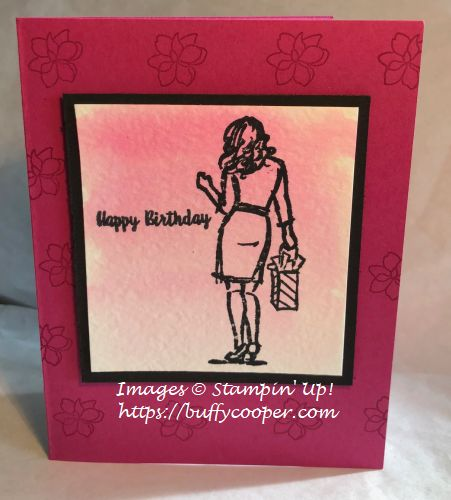 Wonderful Moments, Time for Tea, Stampin' Up!