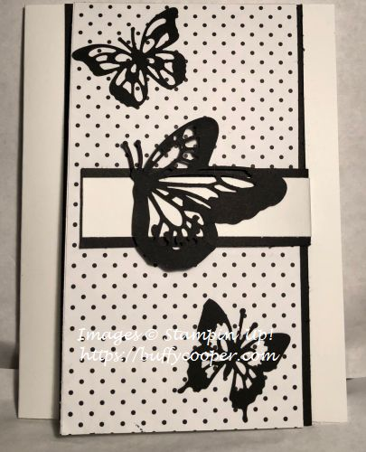 Beauty Abounds, Stampin' Up!
