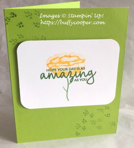 Incredible Like You, Stampin' Up!, #simplestamping