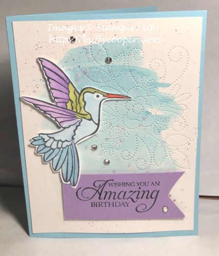 Stampin' Up!, Humming Along