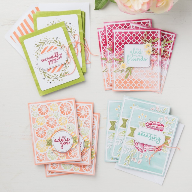 Incredible Like You, Stampin' Up!