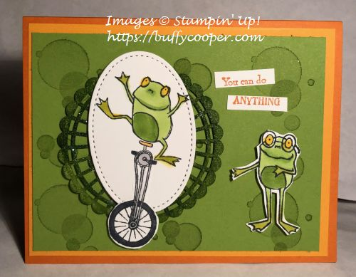 So Hoppy Together, Stampin' Up!, Sale-a-bration
