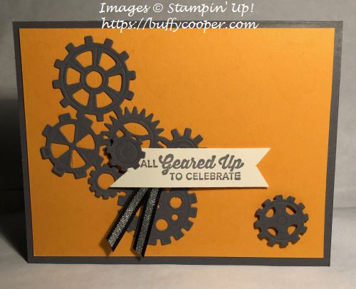 Geared Up Garage, Stampin' Up!