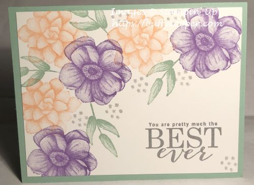Painted Seasons, Stampin' Up!, Sale-a-bration