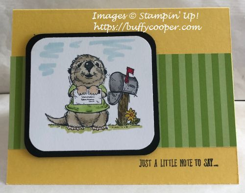 Stampin' Up!, Postcard Pals