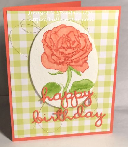 Graceful Garden, Stampin' Up!