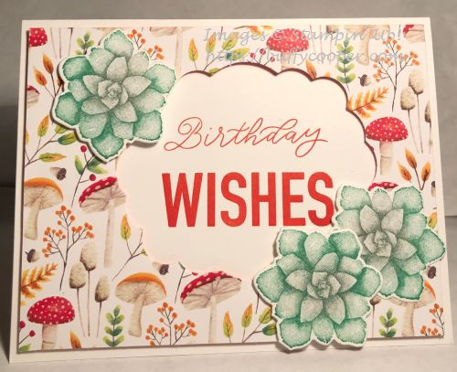 Sale-a-bration, Stampin' Up!, Painted Seasons, More Than Words