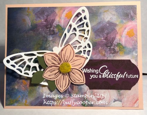 Stampin' Up!, Floral Essence, Perennial Essence