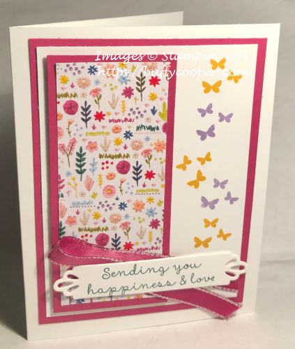 Needle & Thread, Stampin' Up!, Needlepoint Nook