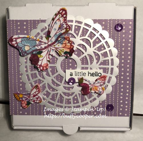Stampin' Up!, Needlepoint Nook, Butterfly Gala