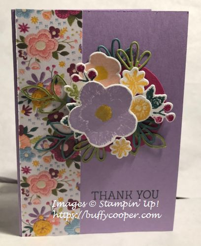 Stampin' Up!, Needlepoint Nook, Needle & Thread
