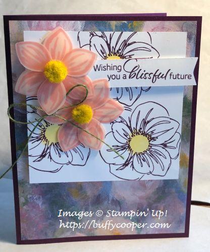 Floral Essence, Stampin' Up!