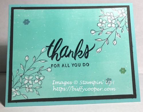 Stampin' Up!, Touches of Texture, Friendly Expressions