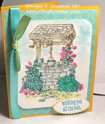 Bright Wishes, Stampin' Up!