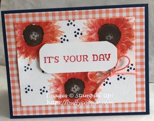 Painted Harvest, Stampin' Up!