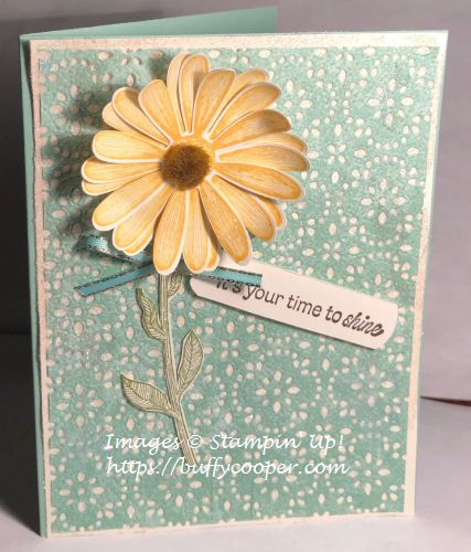 Daisy Lane, Stampin' Up!