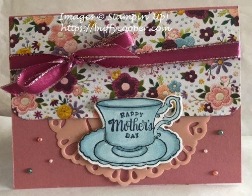 Tea Together, Stampin' Up!