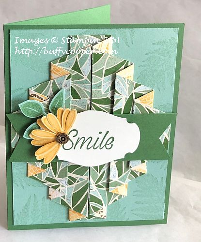 Floral Essence, Daisy Lane, Stampin' Up!