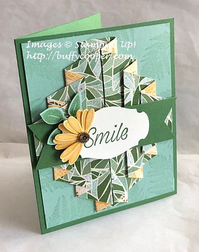Daisy Lane, Floral Essence, Stampin' Up!