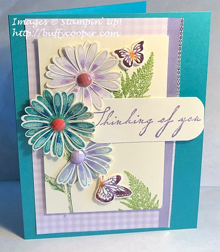 Stampin' Up!, Daisy Lane, Beauty Abounds