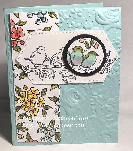 Free as a Bird, Stampin' Up!